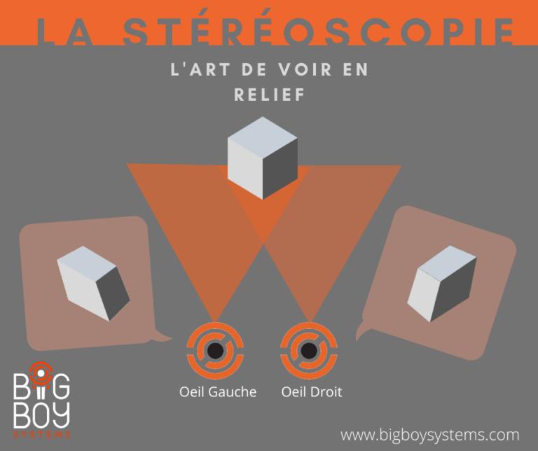 Read more about the article La Stéréoscopie, c'est quoi et comment ça marche?