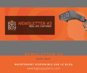 Newsletter #3 – Juin 2021